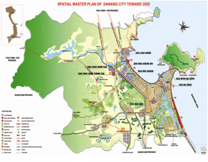 다낭 산업 영역